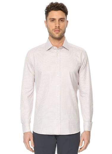 Kareli Uzun Kollu Gömlek-Etro
